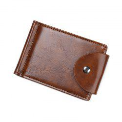 Boucle Man Fashion Simple Wallet -
