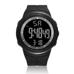 Ohsen Multi-Function Dual Display Electronic Waterproof Outdoor LED Watch -