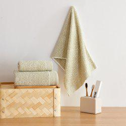 Cotton Towel Set Come with 1 Bath Towel and 2 Hand Towel -