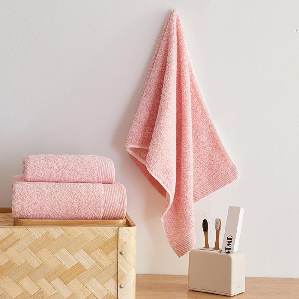 Fashion Cotton Towel Set Come with 1 Bath Towel and 2 Hand Towel