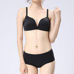 Light without marks/light breathable/no rings/ bra suit -