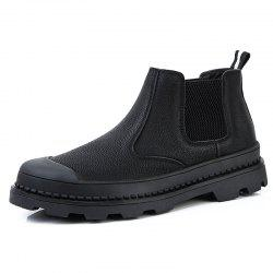 Men Boots Lace Up Breathable Fashion Soft and Comfortable Shoes -