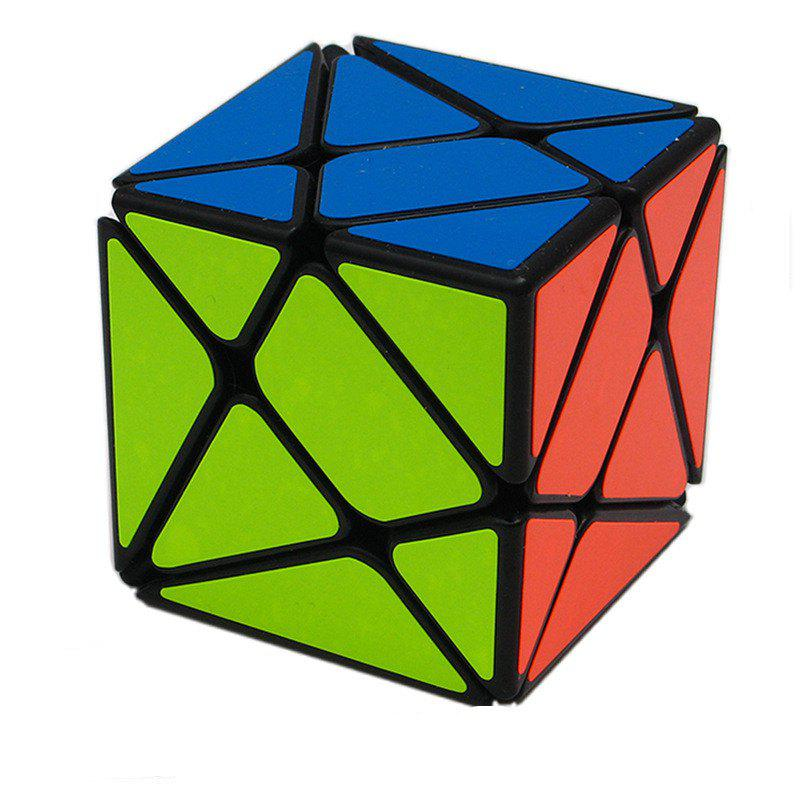 Affordable Special-Shaped Third-Order Third-Order Puzzle Changeful Magic Stone Cube