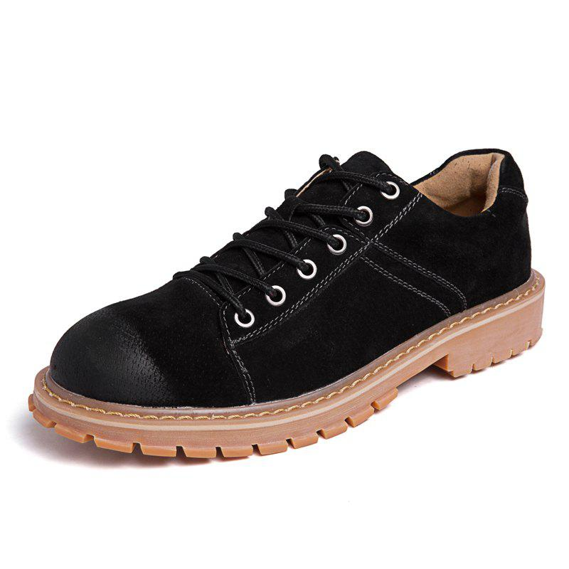 New Leather Fashion and Leisure Tooling Shoes