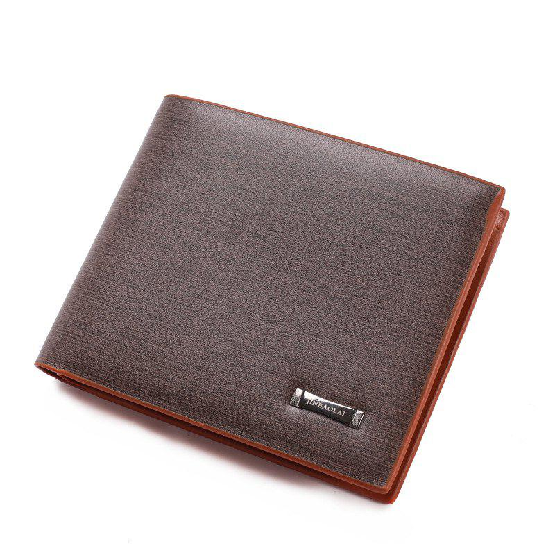 Sale Fashion Men Short Business and Leisure Travelers A Wallet