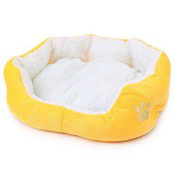 Lamb Kennel Teddy Bear Can Remove and Wash Pet Kennel MATS -