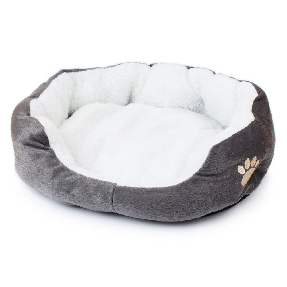 Cheap Lamb Kennel Teddy Bear Can Remove and Wash Pet Kennel MATS