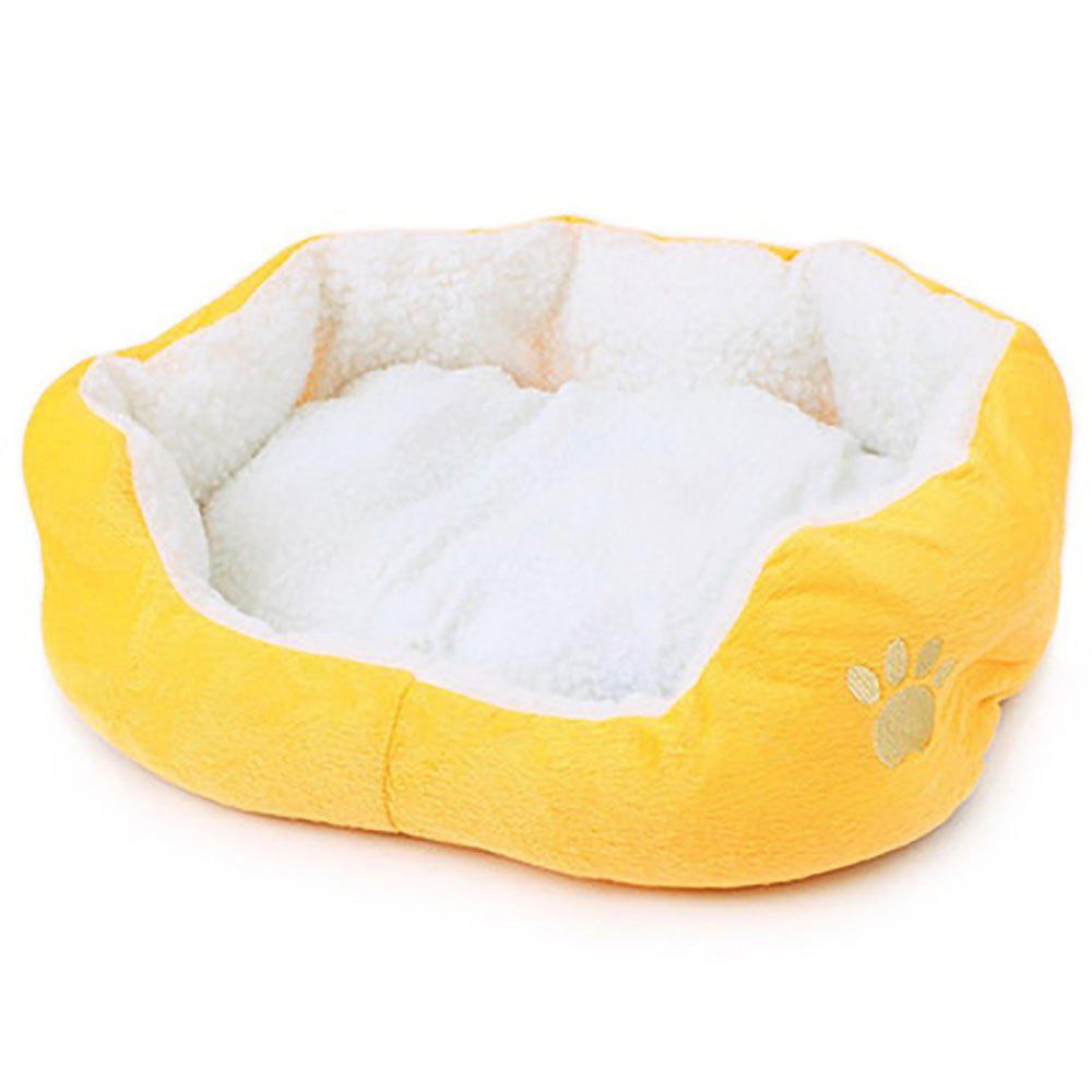 Online Lamb Kennel Teddy Bear Can Remove and Wash Pet Kennel MATS