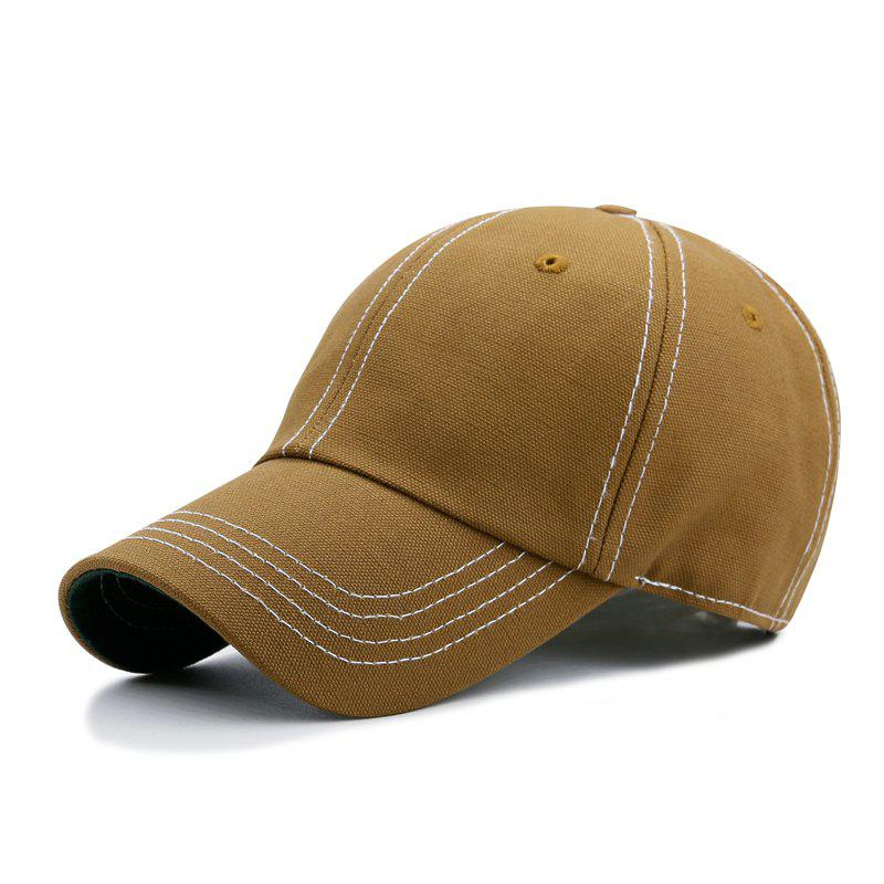 Outfit Simple light body line baseball cap + adjustable for 56-60cm