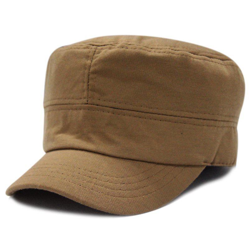 Outfits Warm military cap flat cap + size code for 56-58cm
