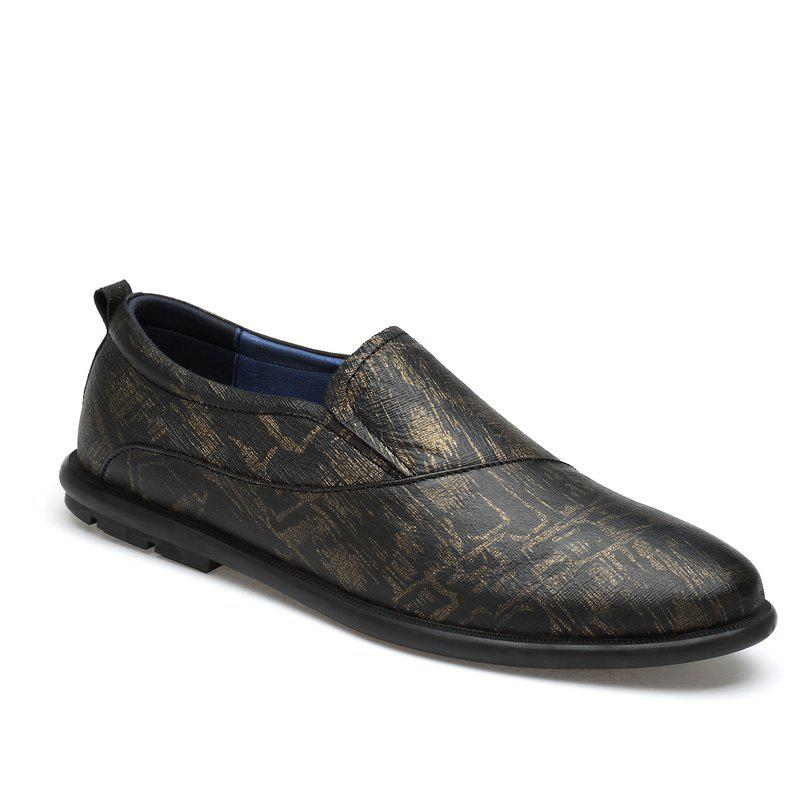 New Men Fashion Soft and Comfortable leather shoes