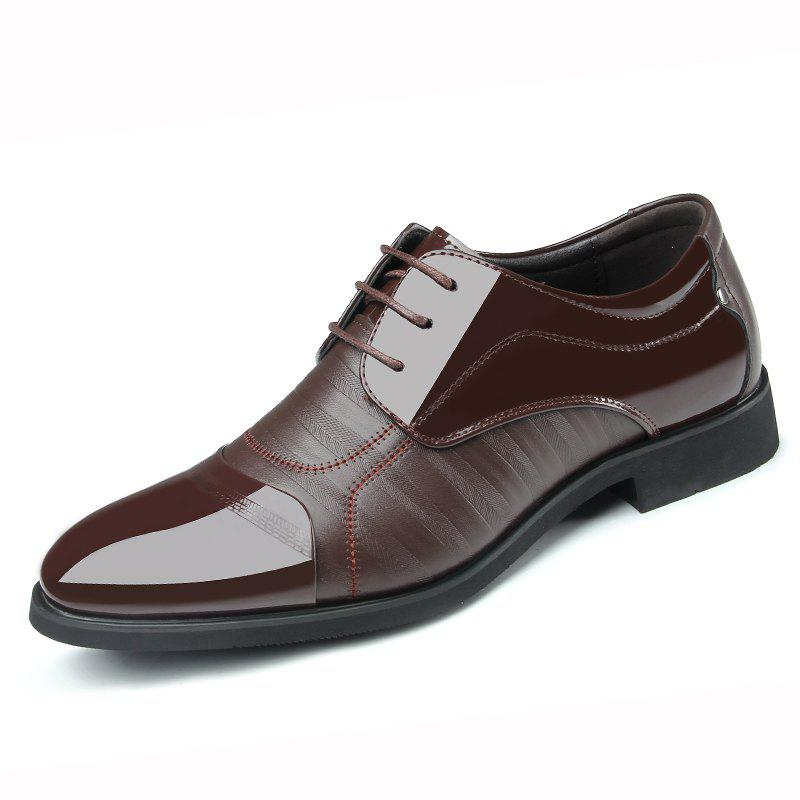 Affordable Men Fashion Soft and Comfortable Breathable Shoes