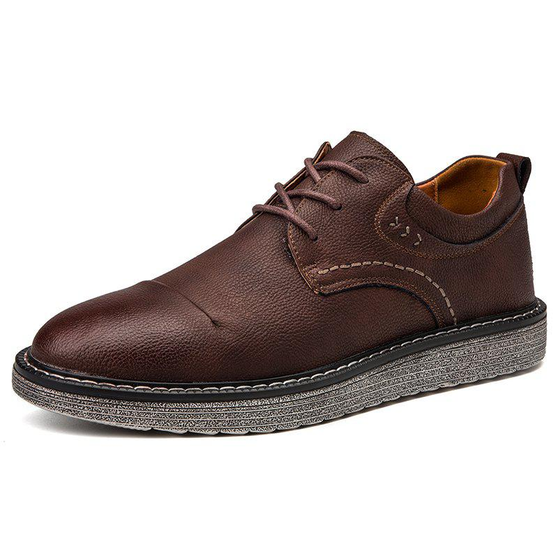 Affordable Men Soft and Comfortable Breathable Fashion Shoes
