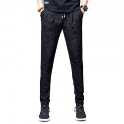 Men'S Summer Fashion Loose Sweatpants Trend Casual Pants Cool Trousers838 -