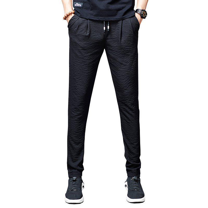 Outfit Men'S Summer Fashion Loose Sweatpants Trend Casual Pants Cool Trousers838