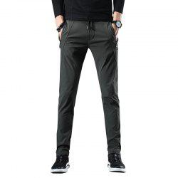 Men'S Fashion Fashion Stretch Casual Pants Work Work Party Pants 812 -