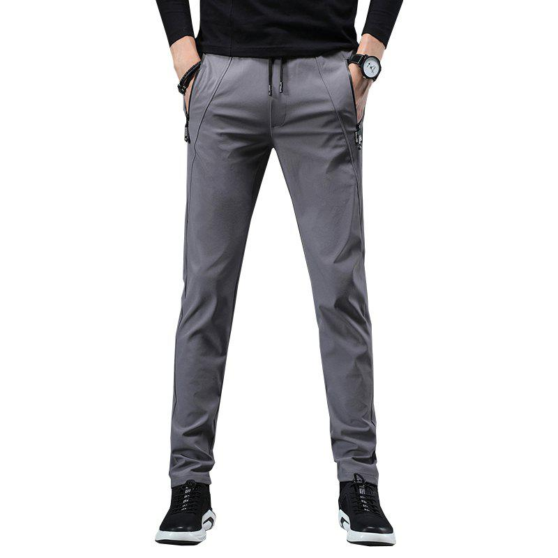 Online Men'S Fashion Fashion Stretch Casual Pants Work Work Party Pants 812