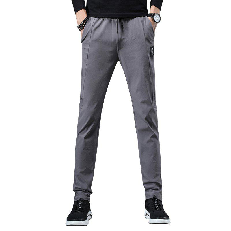 Trendy Men'S Fashion Stretch Casual Pants Work Party Pants 813