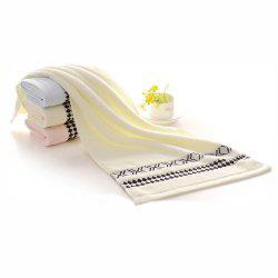 Soft Absorbent Thick Cotton Towel Without Lint -
