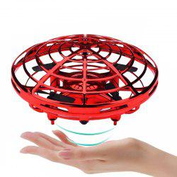 Творческая мини-индукция UFO Aircraft Gravity Hand-Controlled Suspension Toy -