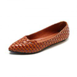 New Autumn Style Of Casual Single Shoes For Women -