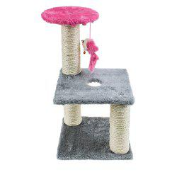Cat ClimbingRack Disc Three Layers -