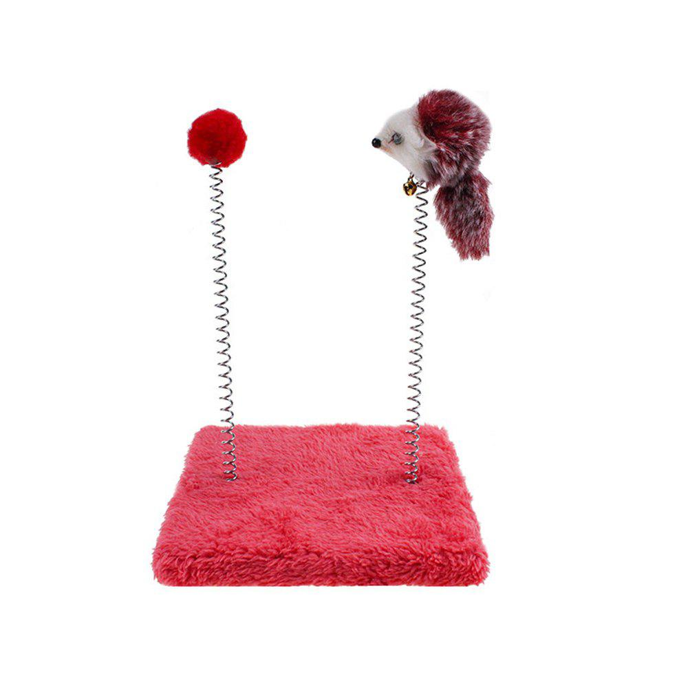 Store Cat Climb Spring Mouse Cat Toy
