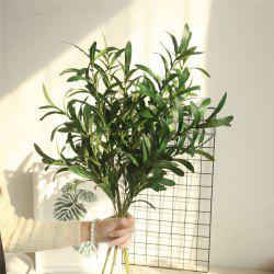 Vivid Artificial Olive Leaves Home Wedding Party Decorations -