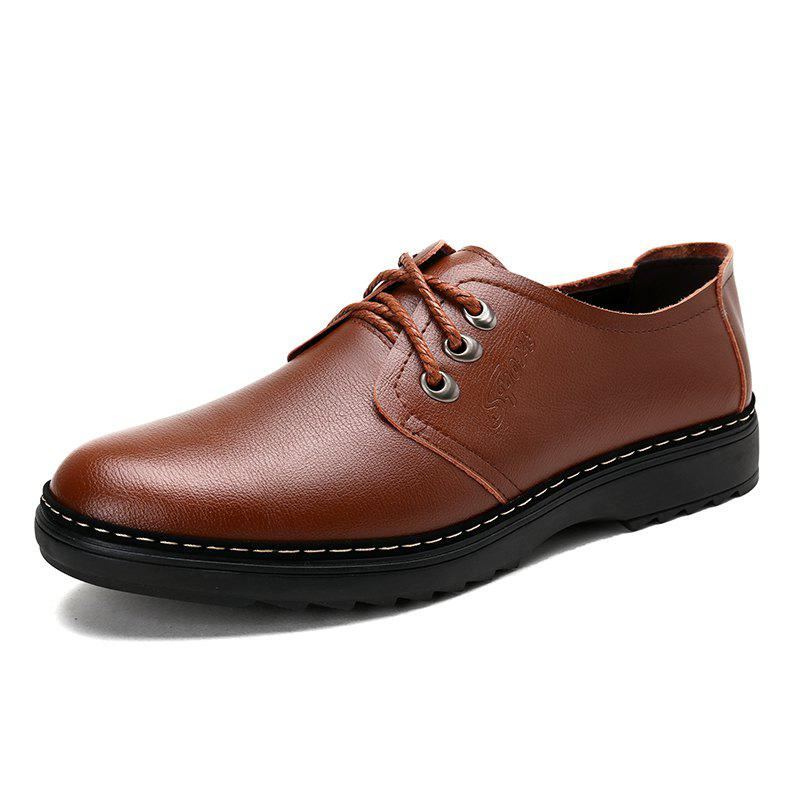 Outfits Men Shoes Breathable Fashion Soft and Comfortable Shoes