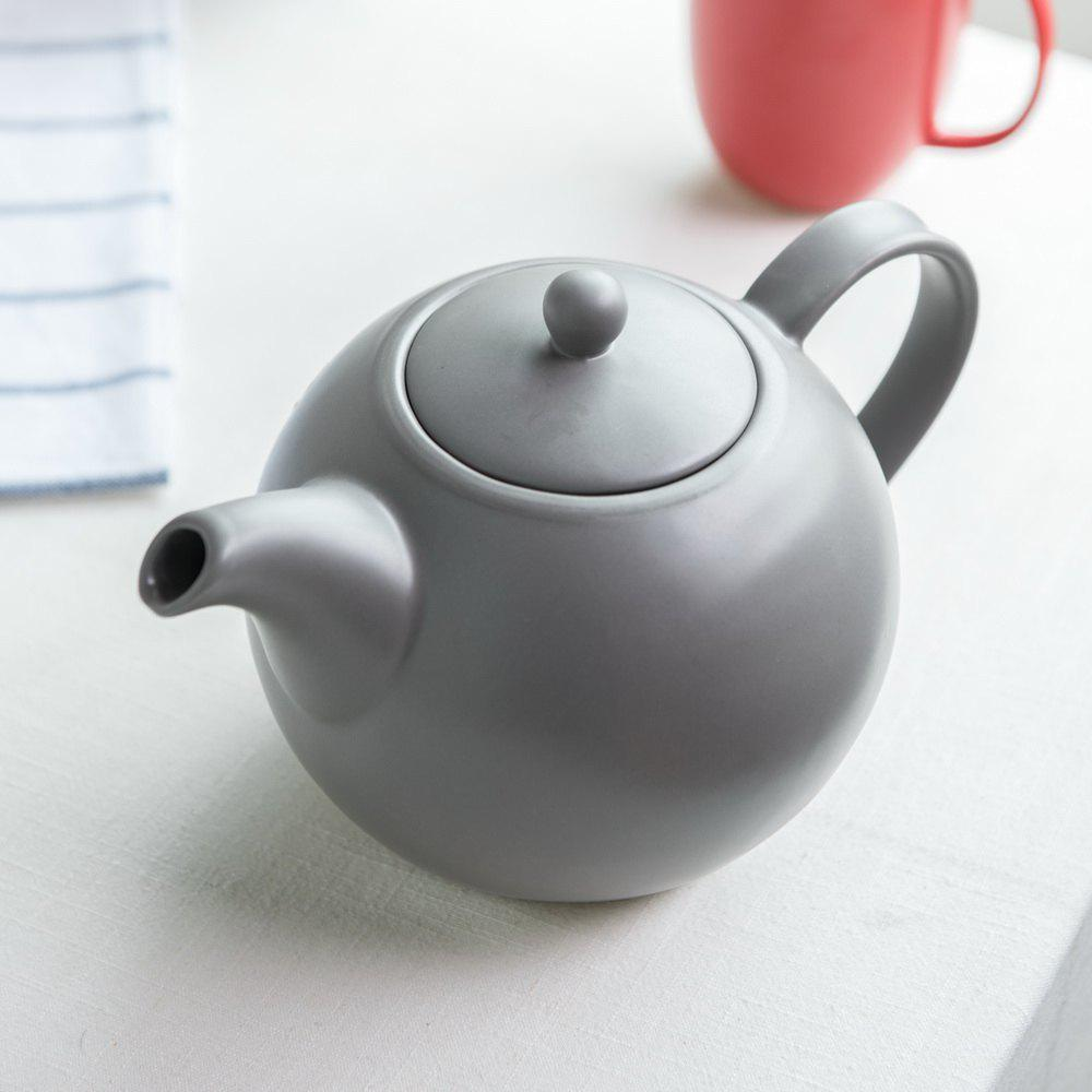 Latest Drinkware Ceramic Afternoon Tea Pot Water Coffee Pot