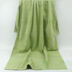 Cotton Thick Solid Color Bath Towel Adult Bath Towel -