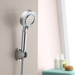 Hand Held Pressure Shower Three-Function with 1.5m Hose and Base Set Three Remov -