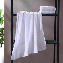 Combed Cotton Towel Set Come with 1 Washcloth 1 Hand Towel 1 Bath Towel -