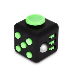Minismile Updated Version Release Stress Fidget Dice Cubic Toy for Focusing -