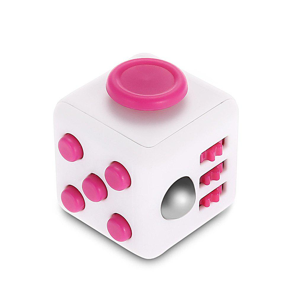 Shop Minismile Updated Version Release Stress Fidget Dice Cubic Toy for Focusing