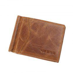 Handmade Leather Men Wallets Multi-Functional Cowhide Coin Purse Wallet For Men -