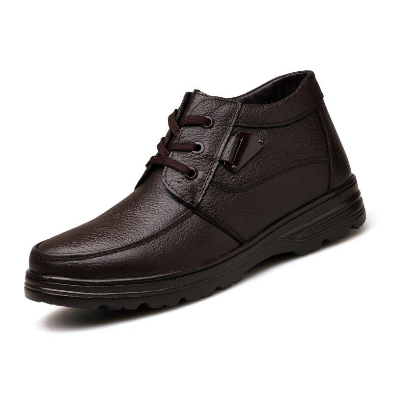 Cheap Men Shoes Soft and Comfortable Fashion Boots