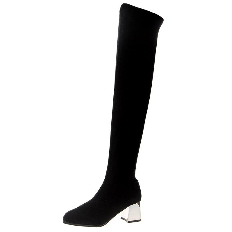 Discount Women'S Boots Are Above The Knee