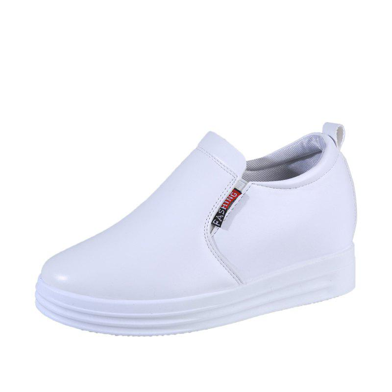 Chic New Inside Highsoled Women's Single Shoes