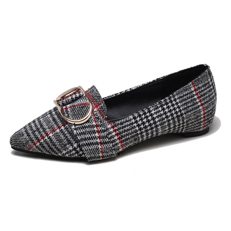 Hot Top Work Womens Single Shoes