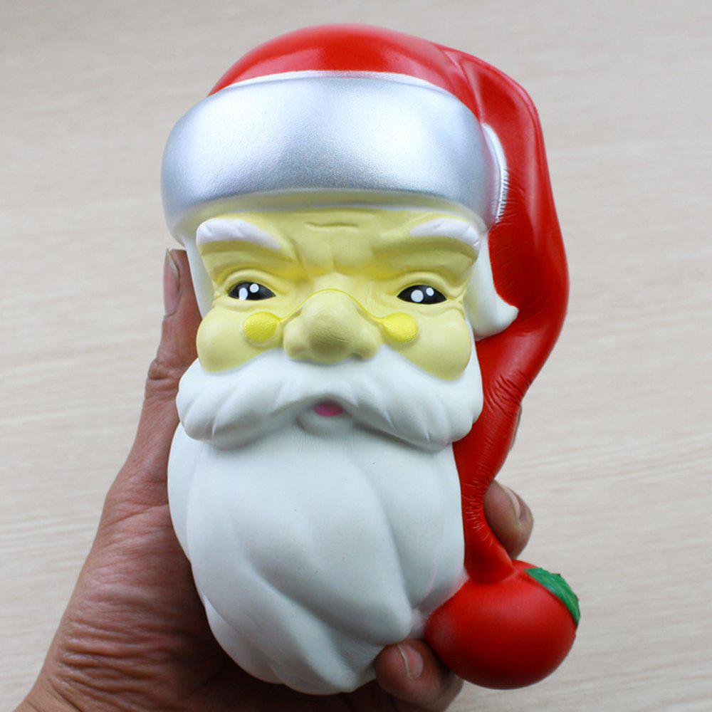 Trendy Squishy Santa Claus Slow Resings Toys