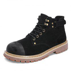 Sportswear Single Mode Leisure Bottes Courtes Chaussures -