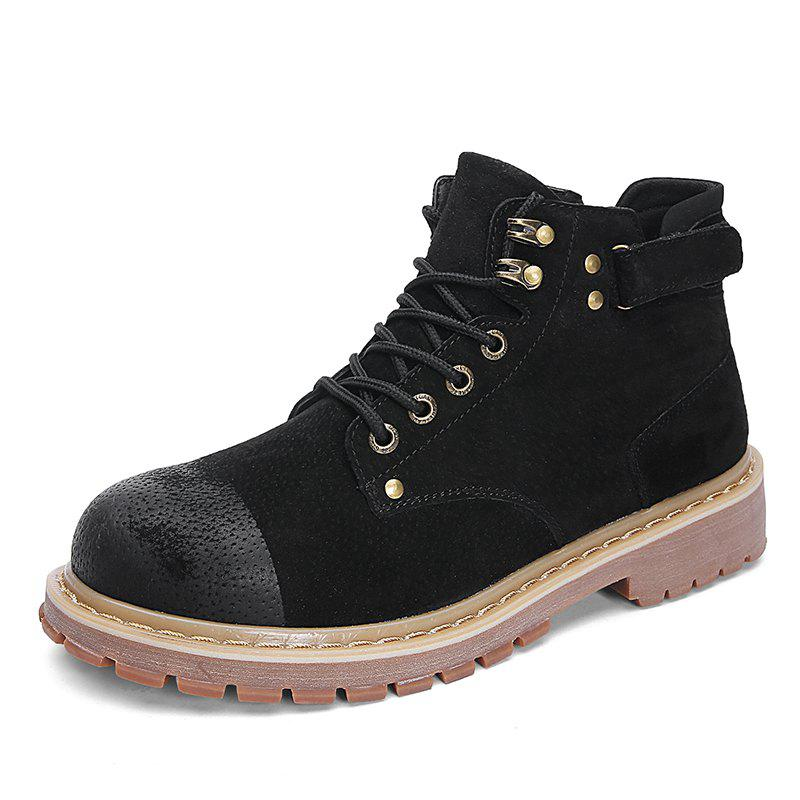 Sportswear Single Mode Leisure Bottes Courtes Chaussures