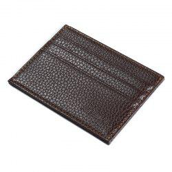 Fashion Ultra-Thin Card Bags More Than Men for Zero Wallet Small Card Bag -