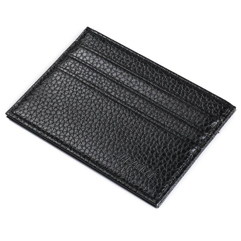 Sale Fashion Ultra-Thin Card Bags More Than Men for Zero Wallet Small Card Bag