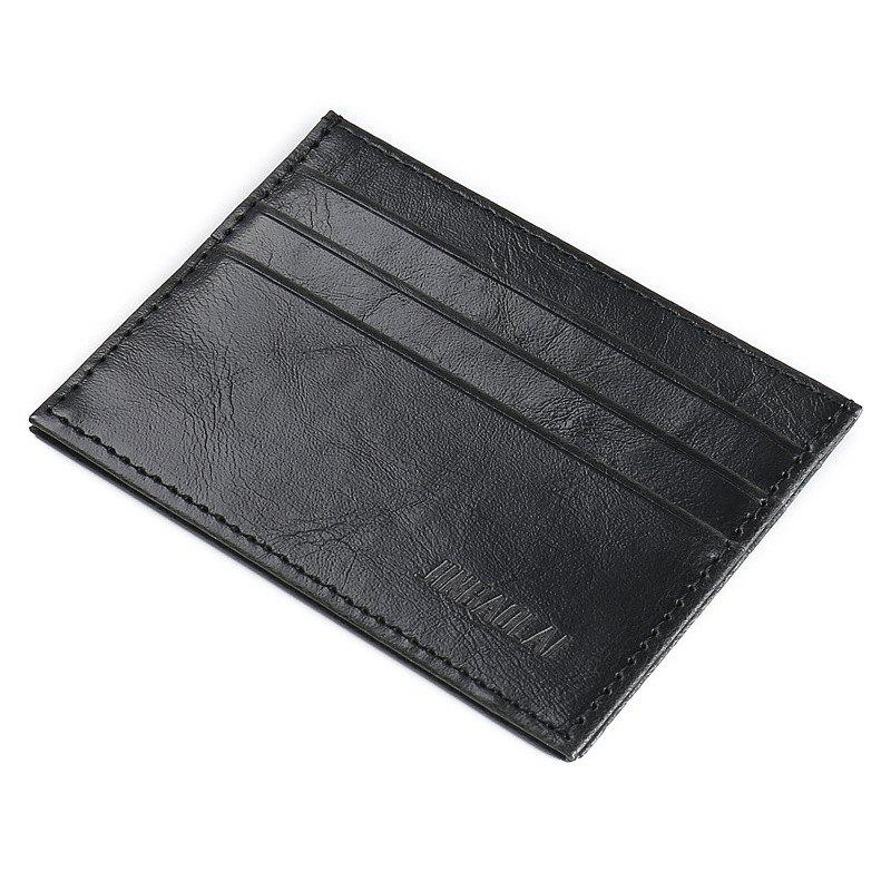 Discount Fashion Ultra-Thin Card Bags More Than Men for Zero Wallet Small Card Bag