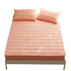 Full Cotton Lucky Star Fitted Bed Sheet -