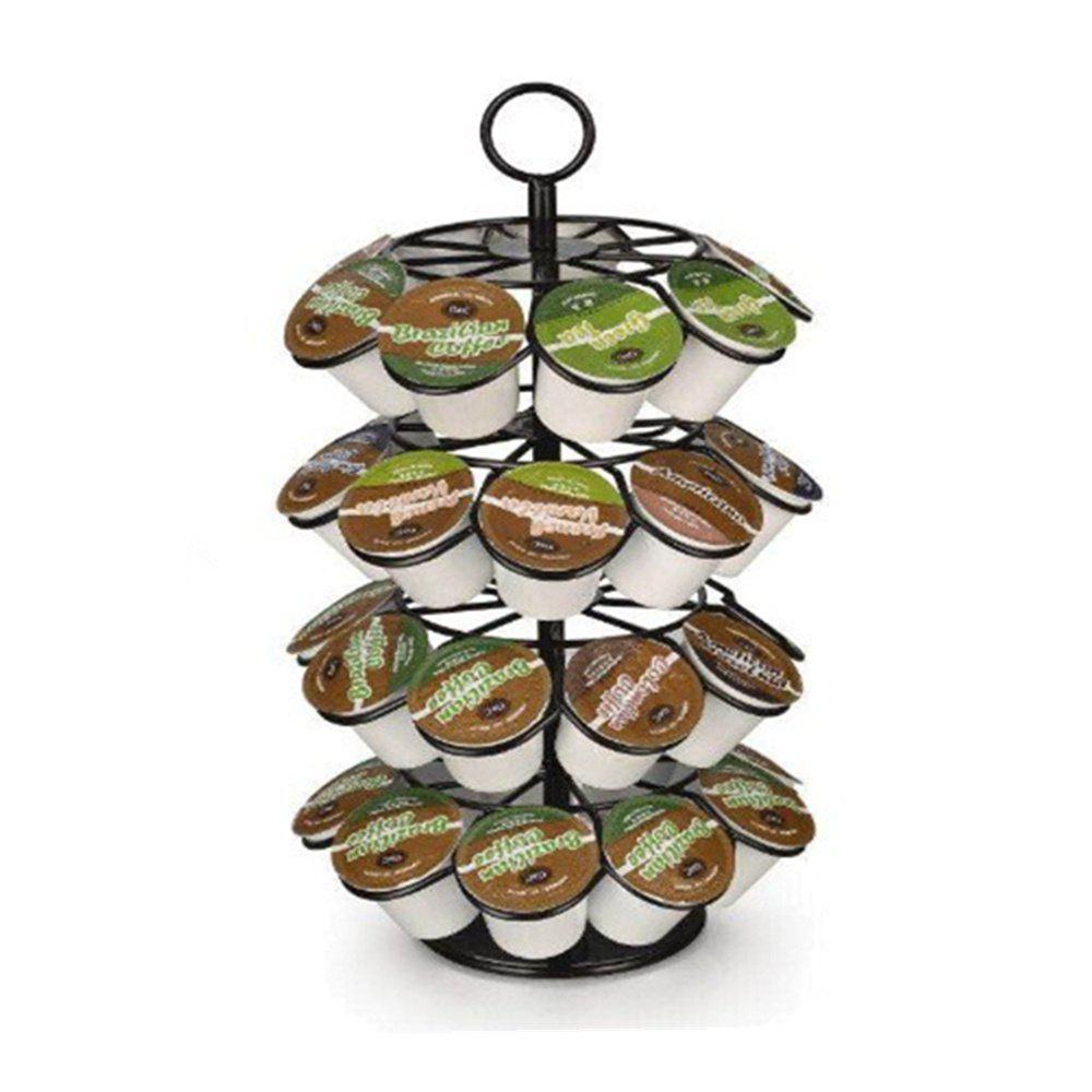 Trendy Rotatable Coffee Capsule Shelf For Dolce Gusto/K-CUP