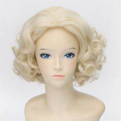 Marilyn Monroe Fashion Perruque Frisée Cosplay Cheveux -
