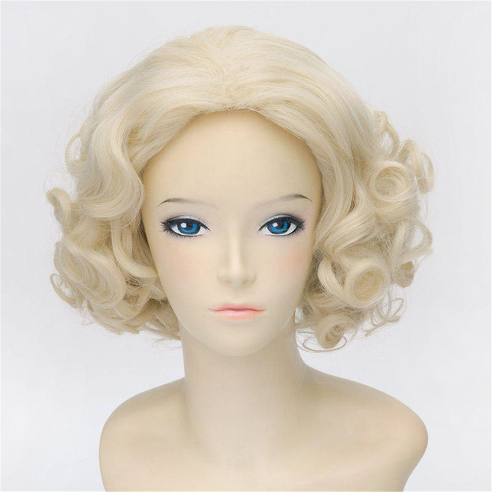 Marilyn Monroe Fashion Perruque Frisée Cosplay Cheveux